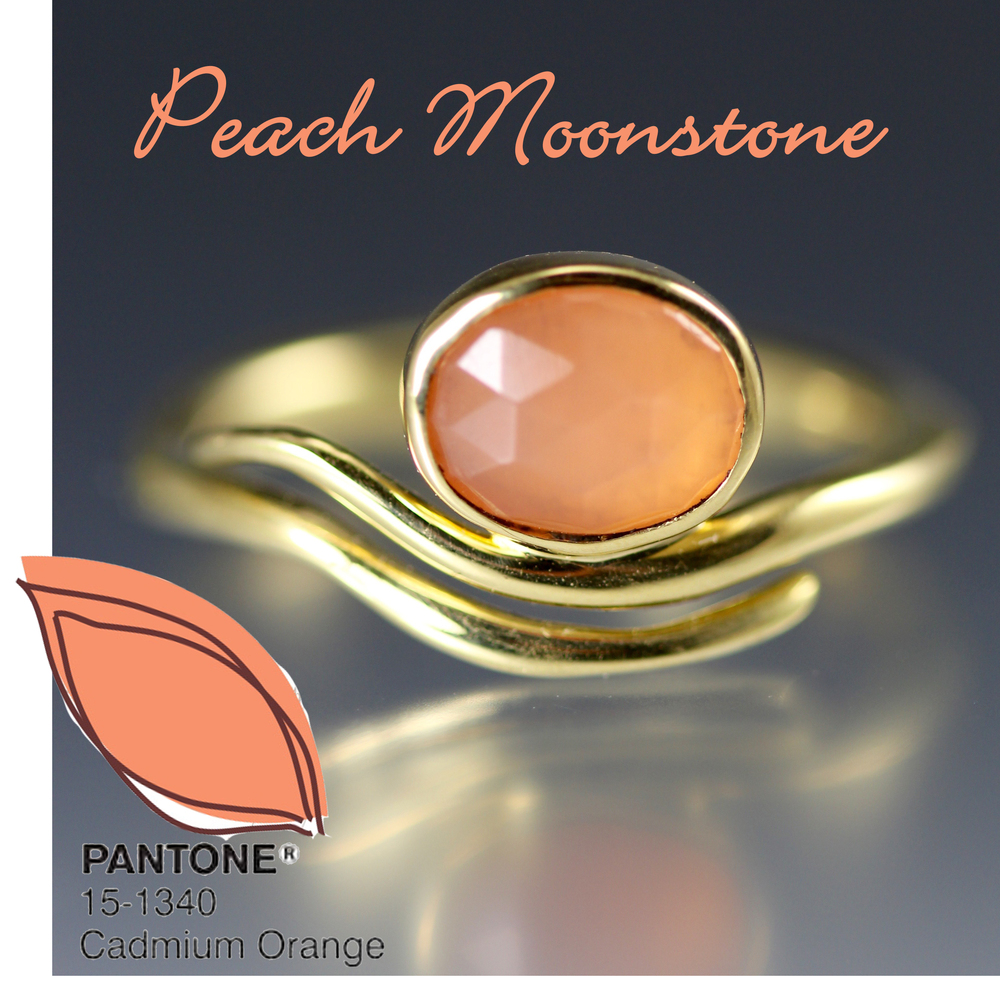 PeachMoonstone
