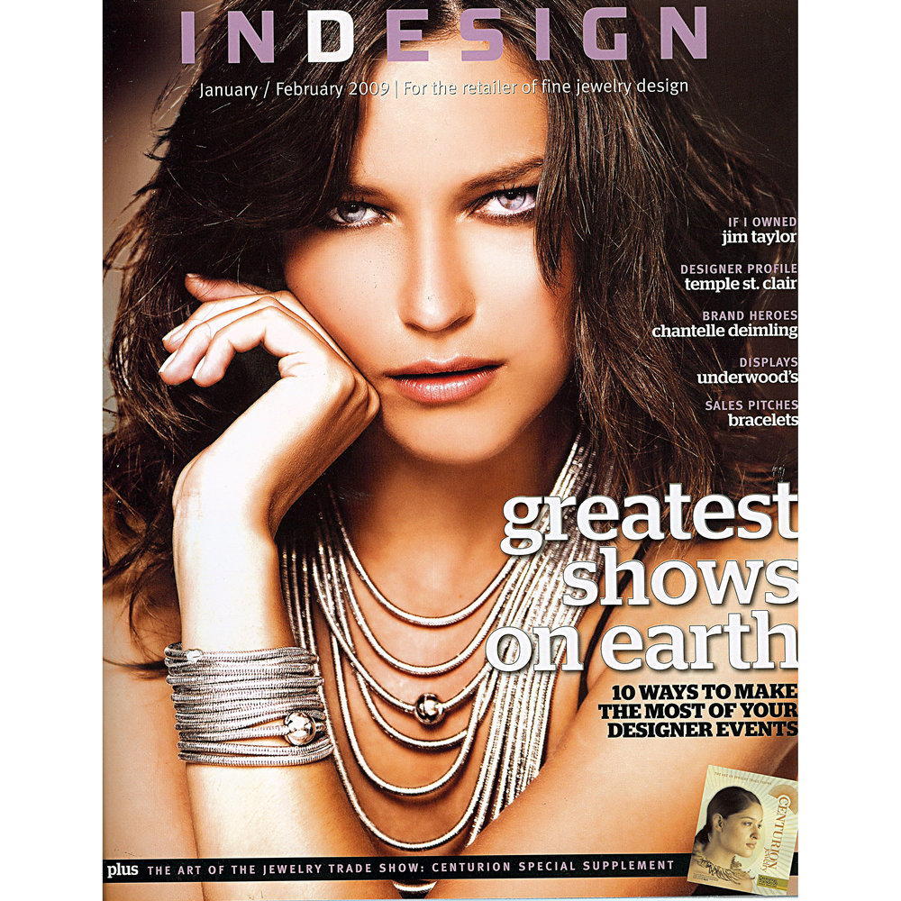 "InDesign, ""The Tomboy"". January 2009"