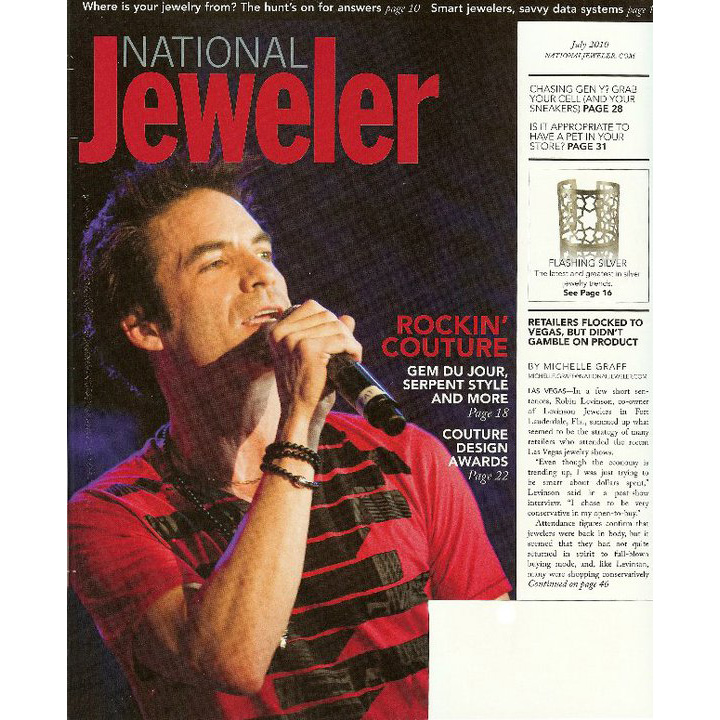 National Jeweler - July 2010