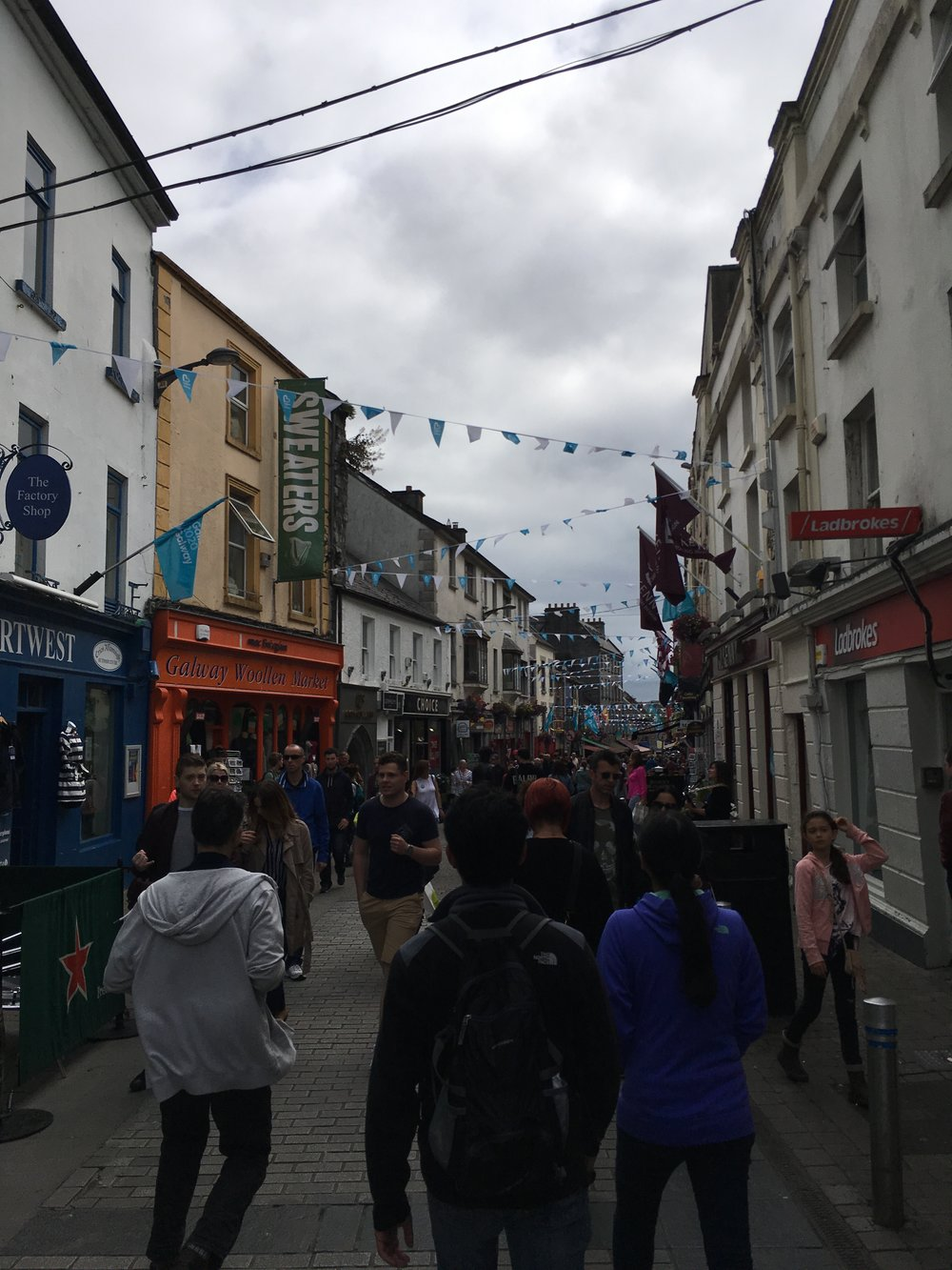Galway afternoon