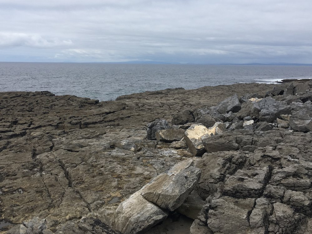 Limestone Pavement of the Burren
