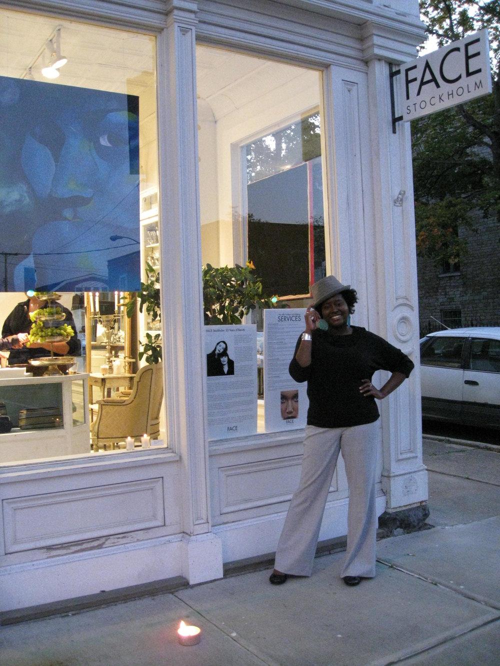 Hudson Arts Walk 2008  FACE Stockholm