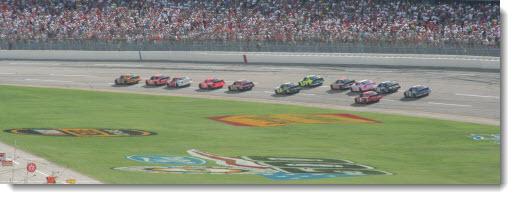 NASCAR ad