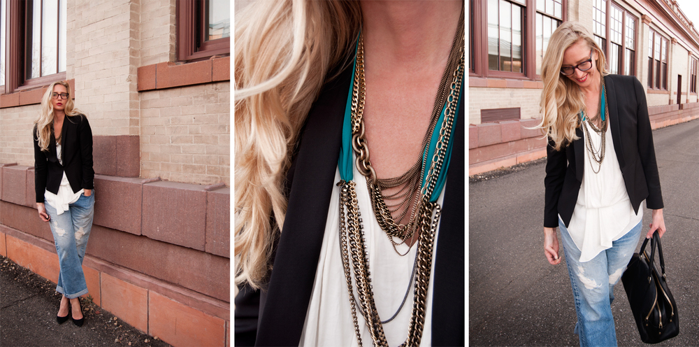 J Crew Chain Necklace