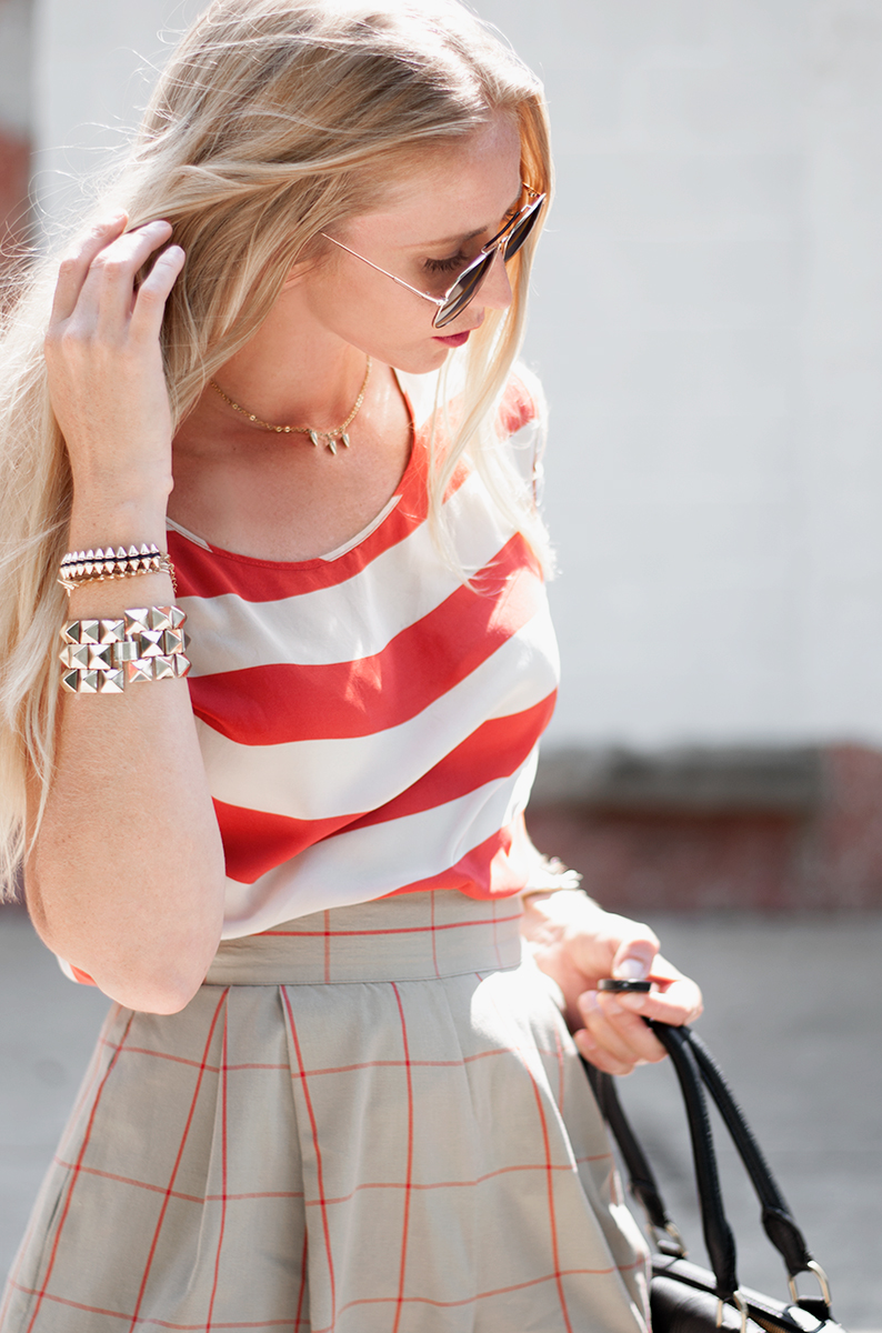 Stripes and Plaid