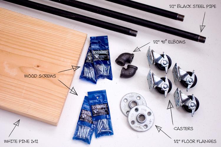 DIY - Materials Needed