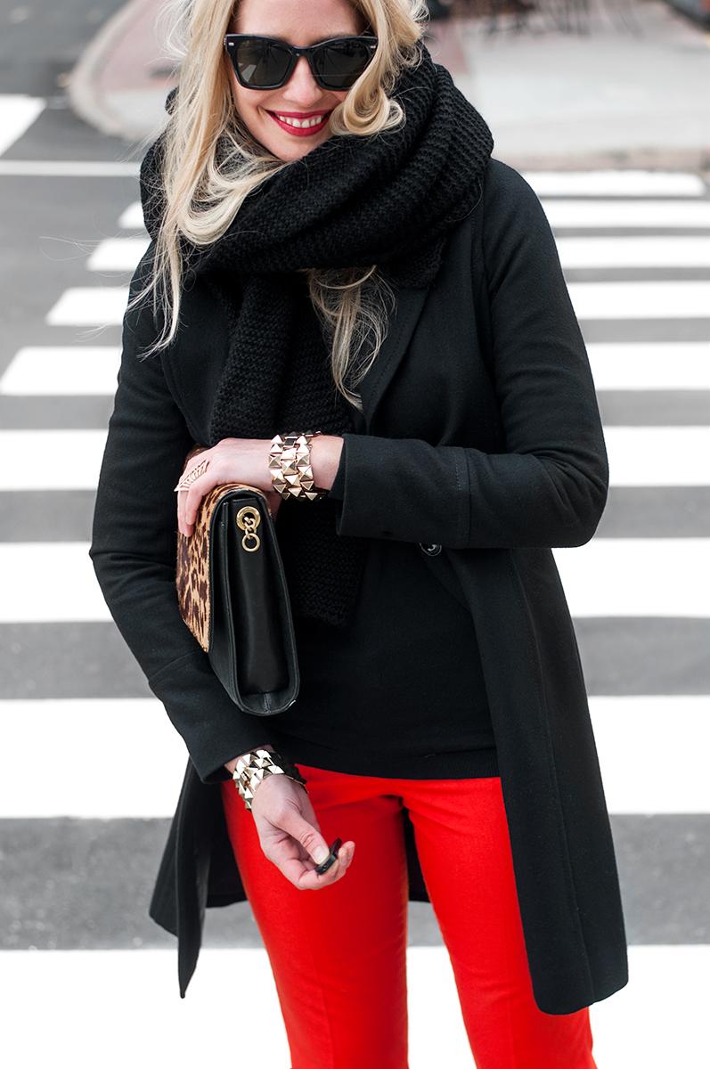 Zara Knitted Scarf