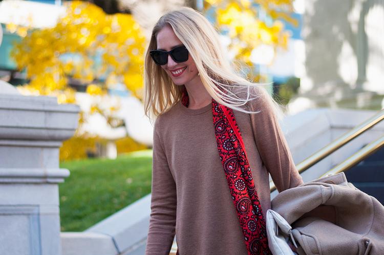 J Crew Merino Wool Asymmetrical Zip Sweater