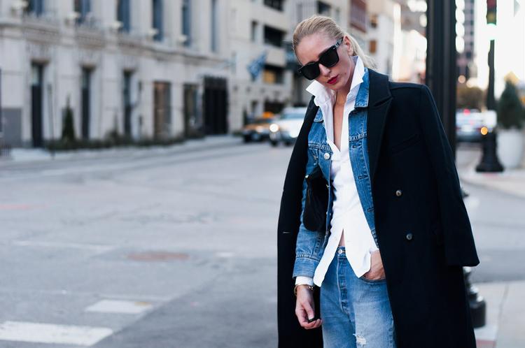 Vintage Levis 501 Boyfriend Jeans