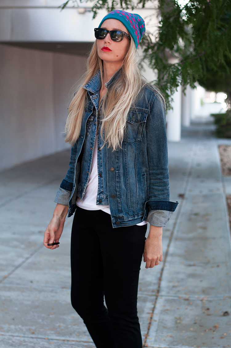 Denim Jacket Normcore