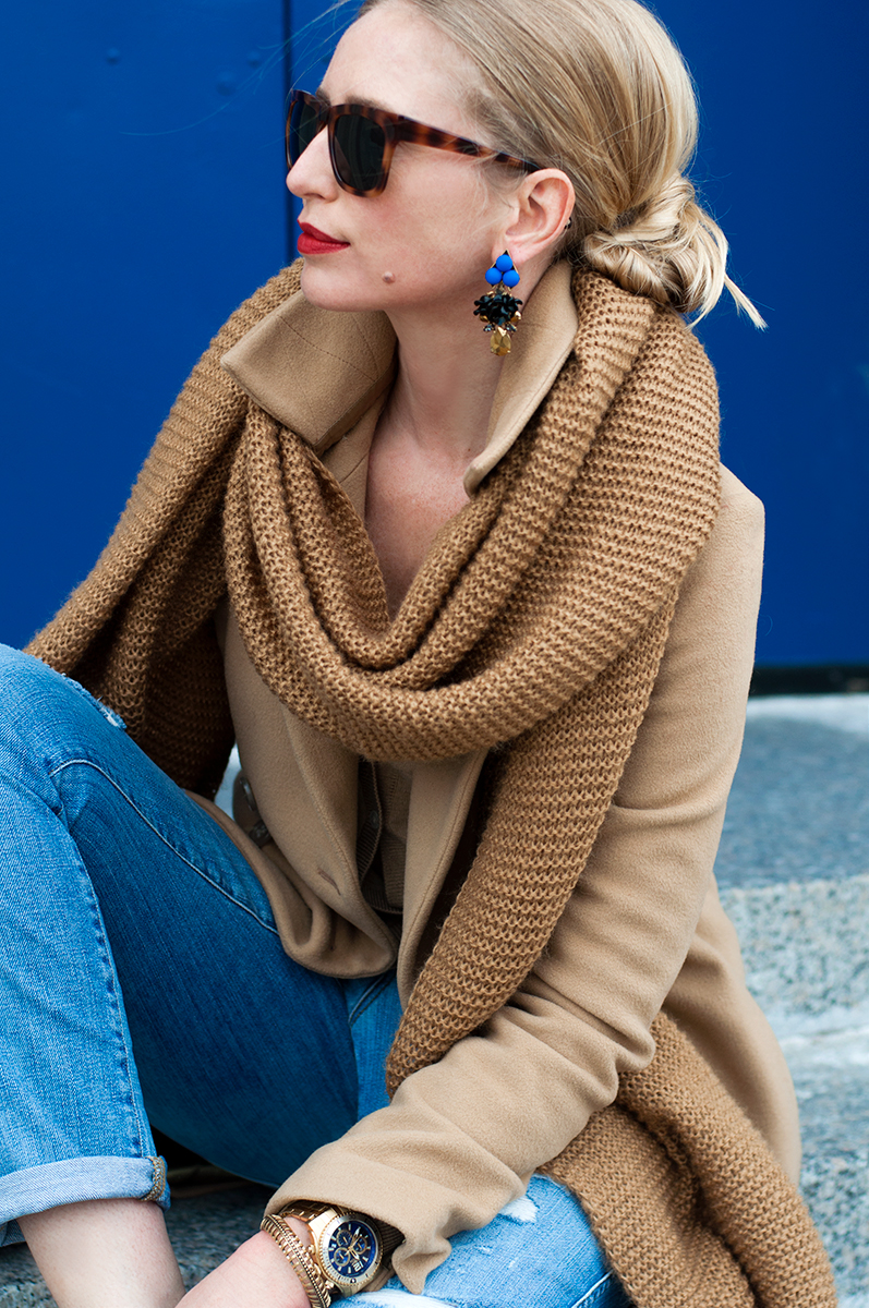 J Crew Statement Earrings