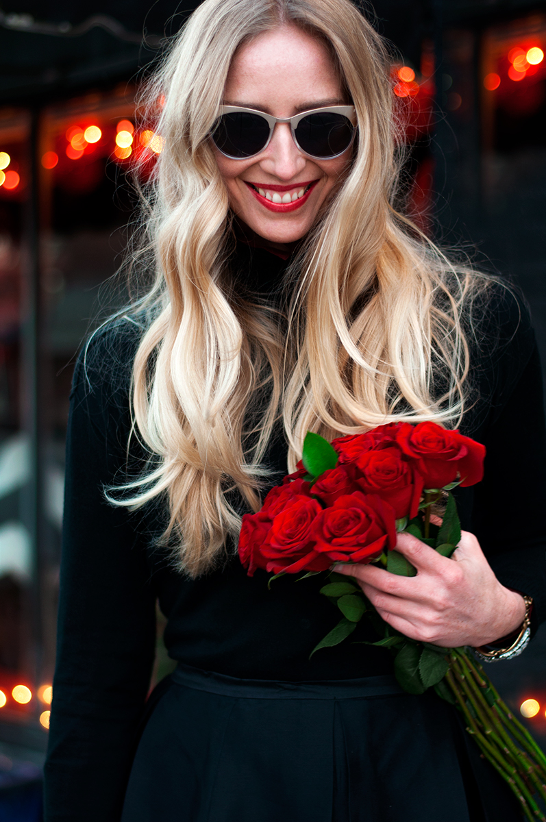 Classic and Feminine Valentine's Day Outfit Ideas
