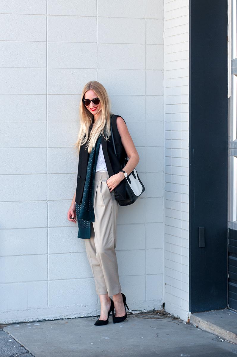 J Crew Spring 2015 Style Blogger