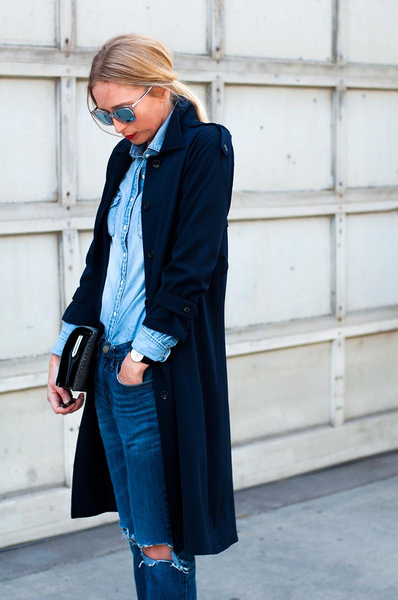 Zara Spring 2015, Denim on Denim