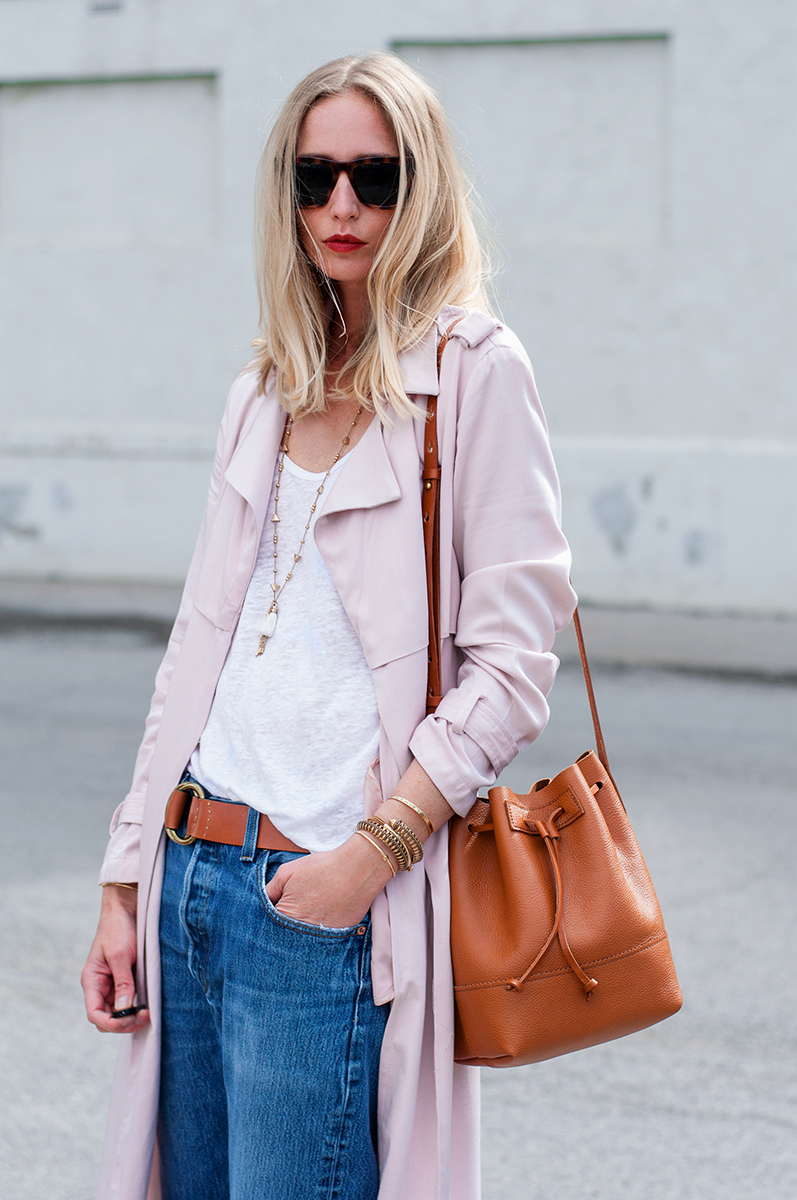 J Crew Downing Bucket Bag
