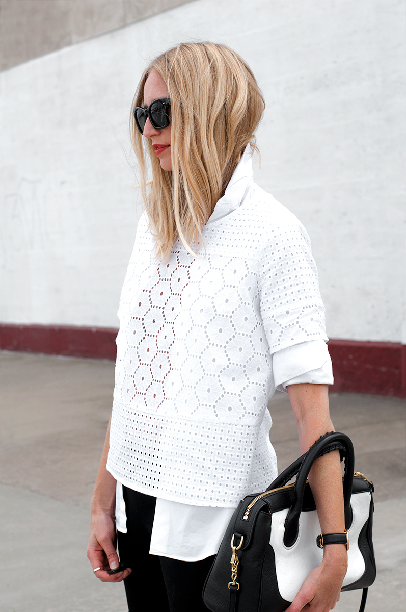 Eyelet Blogger Outfit Inspiration, Spring 2015
