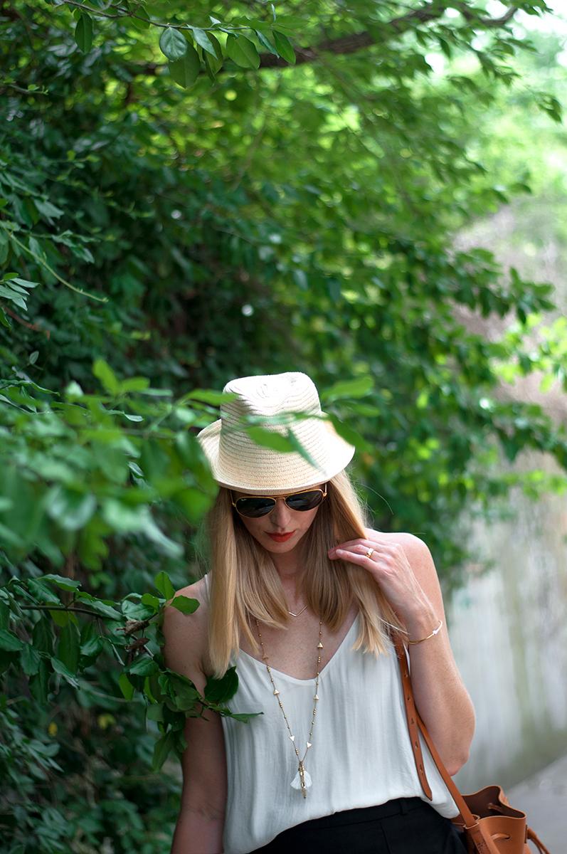 Starw Hat, Blogger Style Summer 2015