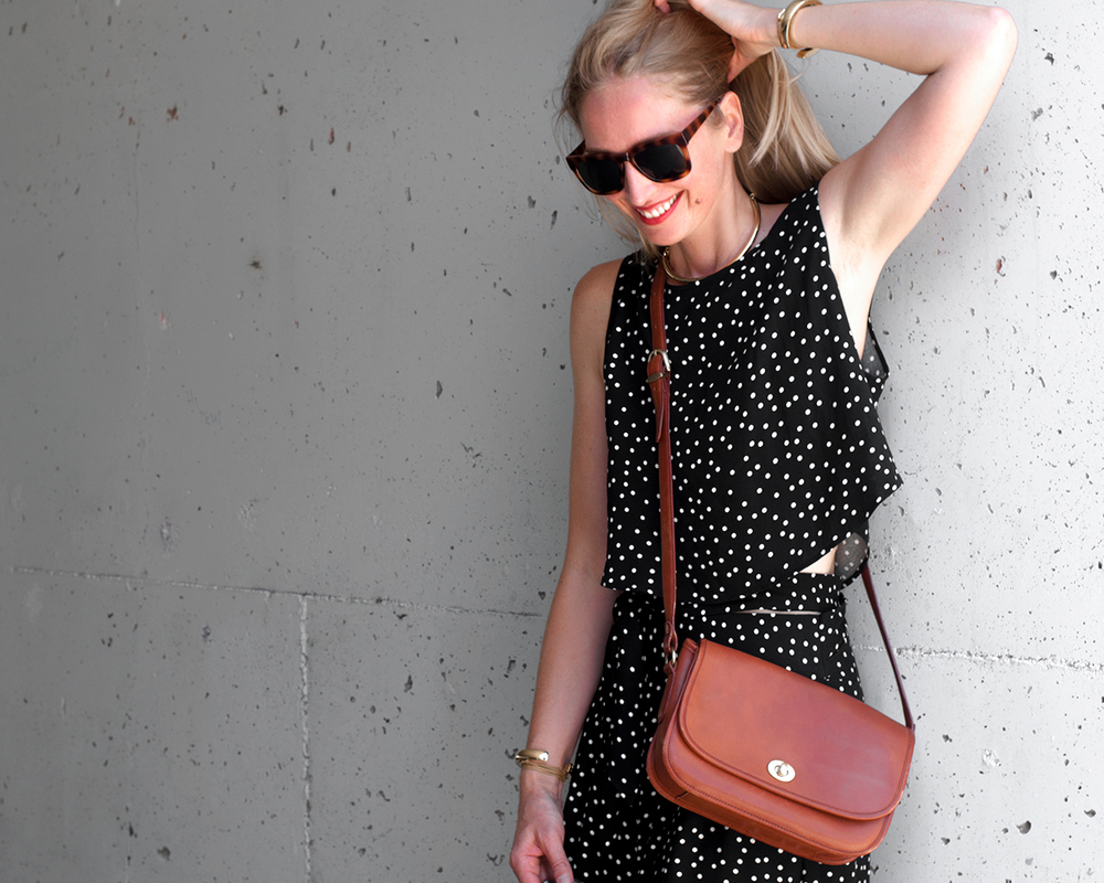 Coach Classic City Bag, Summer Blogger Style