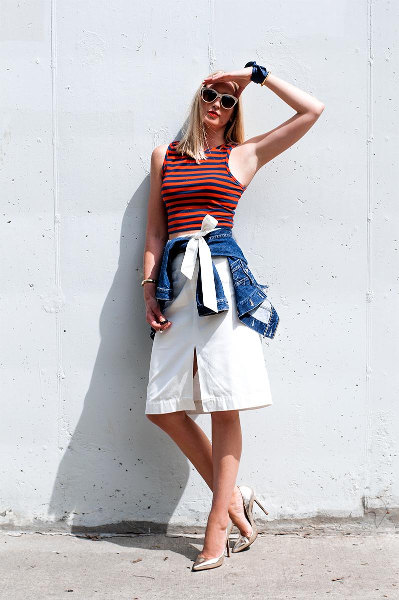Heather Wyancko, Forage Fashion, Style Blogger