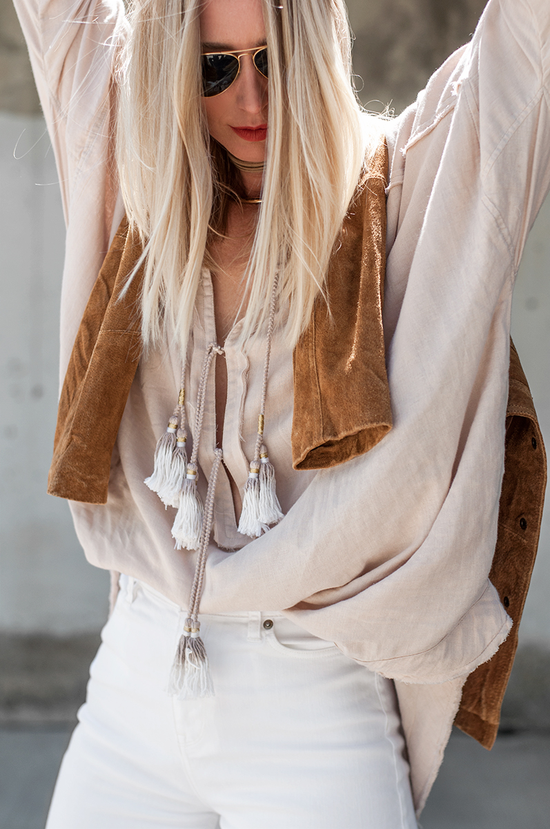 Free People Riptide Tunic