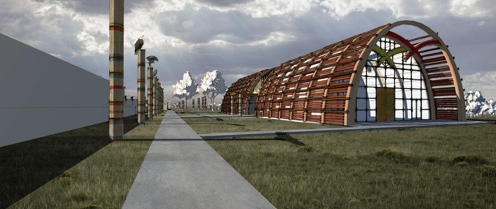 Long House Concept