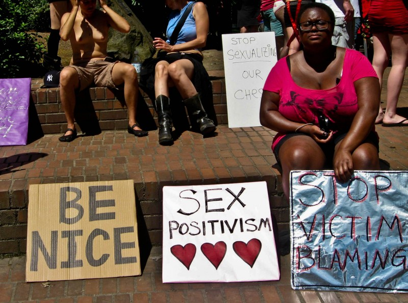 Sex Positivism is Healthy