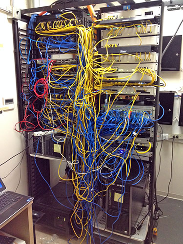 network before