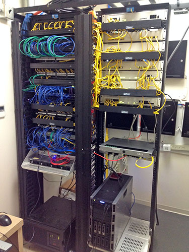 network after