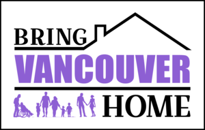 Bring Vancouver Home logo