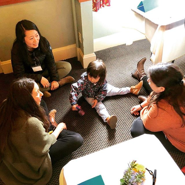 We visited UnWind participants at their retreat last week and had a great conversation about funders' values versus grantees' values. #nonprofit #philanthropy #selfcare #sustainability #movementbuilding #socialjustice