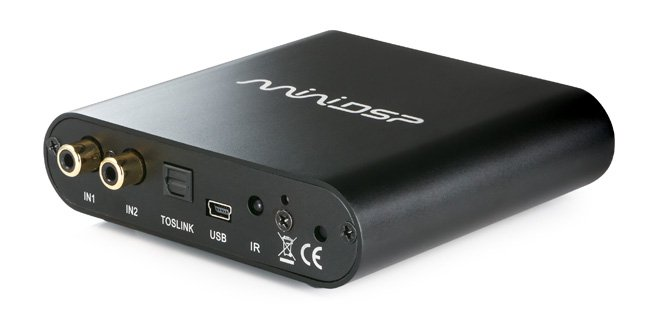 MiniDSP with USB input $295