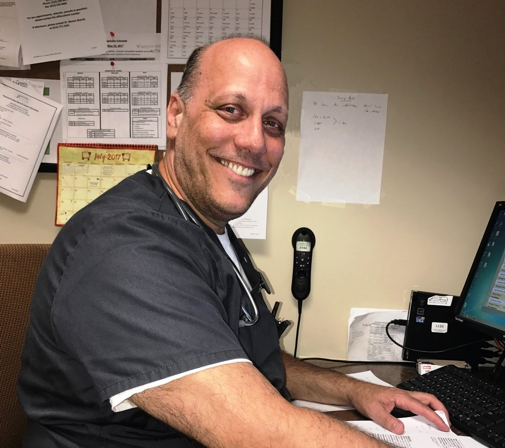 Dr. Robert DiVencenzo is a hospitalist from Buffalo, NY, who has served patients in hospitals throughout the Upstate NY region, including Lewis County.