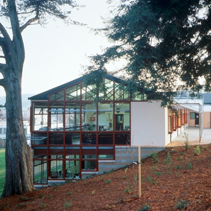 JAMES THACHER HALL OF SCIENCE MARIN ACADEMY HIGH SCHOOL