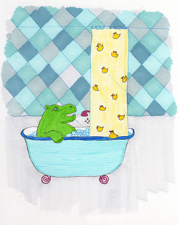 Hippo's Bath