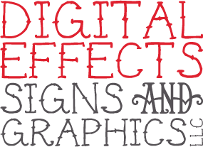 DEWRAPS Digital Effects Signs and Graphics llc
