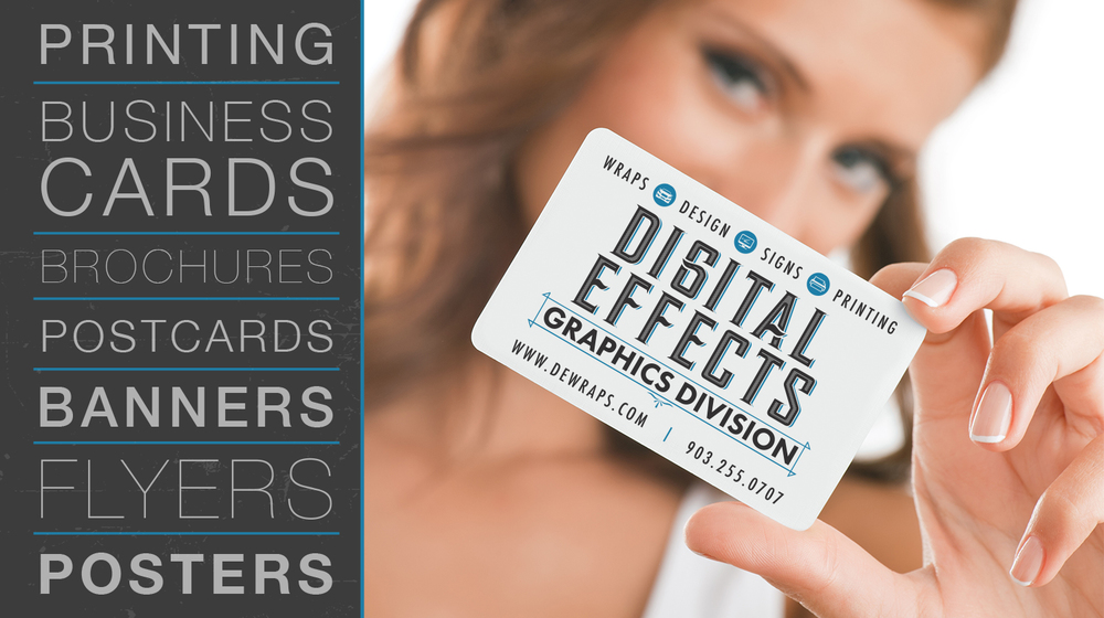 GRAPHICS DIVISION — DEWRAPS Digital Effects Signs and Graphics llc