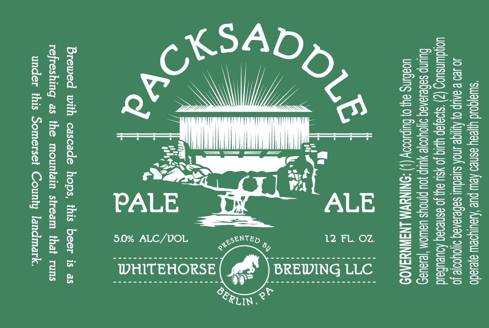 Packsaddle Pale Ale