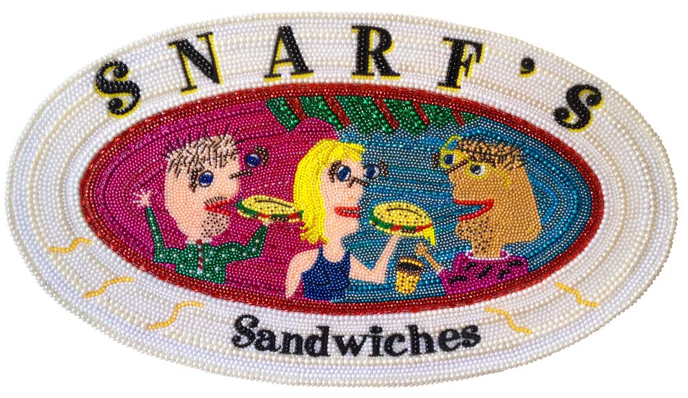 Snarfs logo
