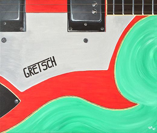 gretsch superaxe