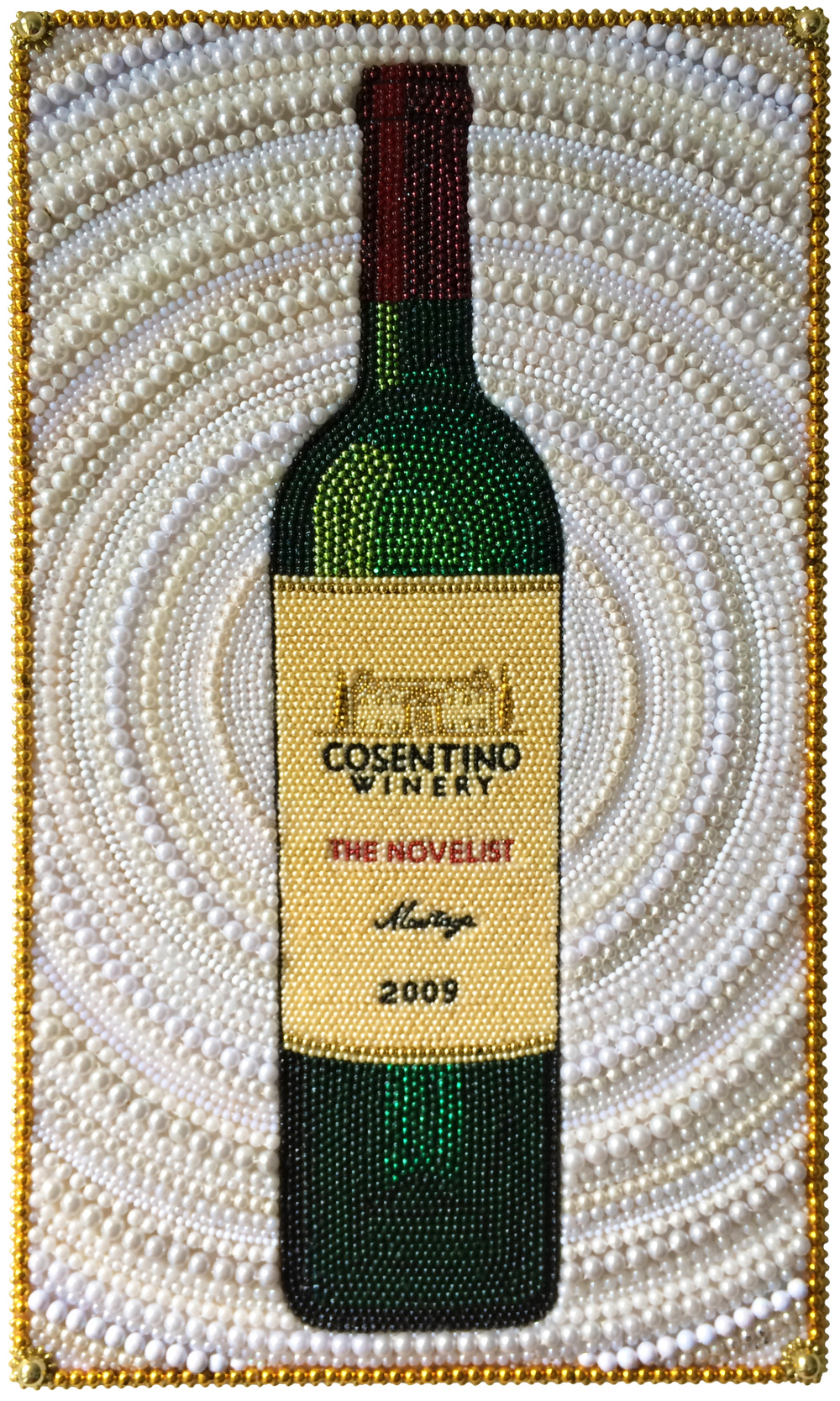 cosentino wine bottle