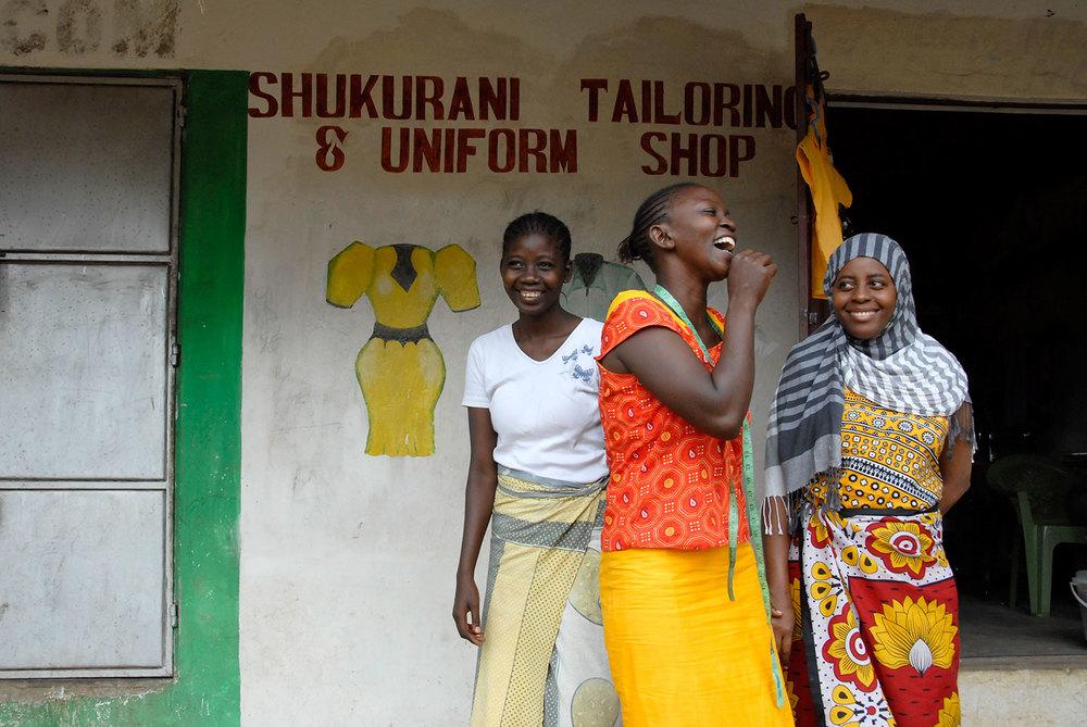 Single Mothers Project, Malindi, Kenya