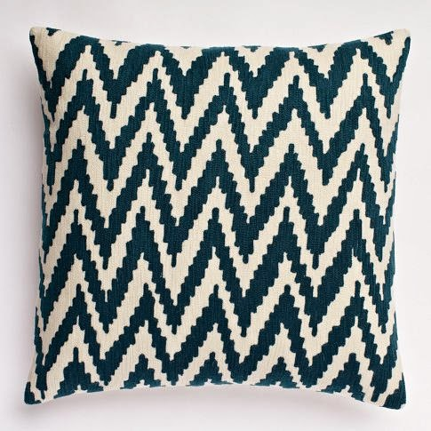 Pillow from West Elm
