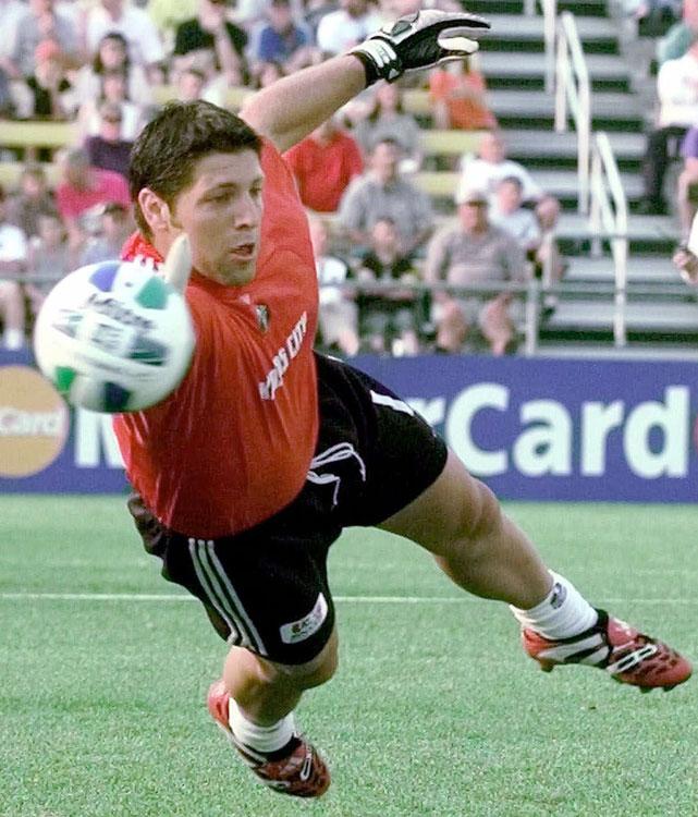 Tony Meola. Photo belongs to Sportingkc.com