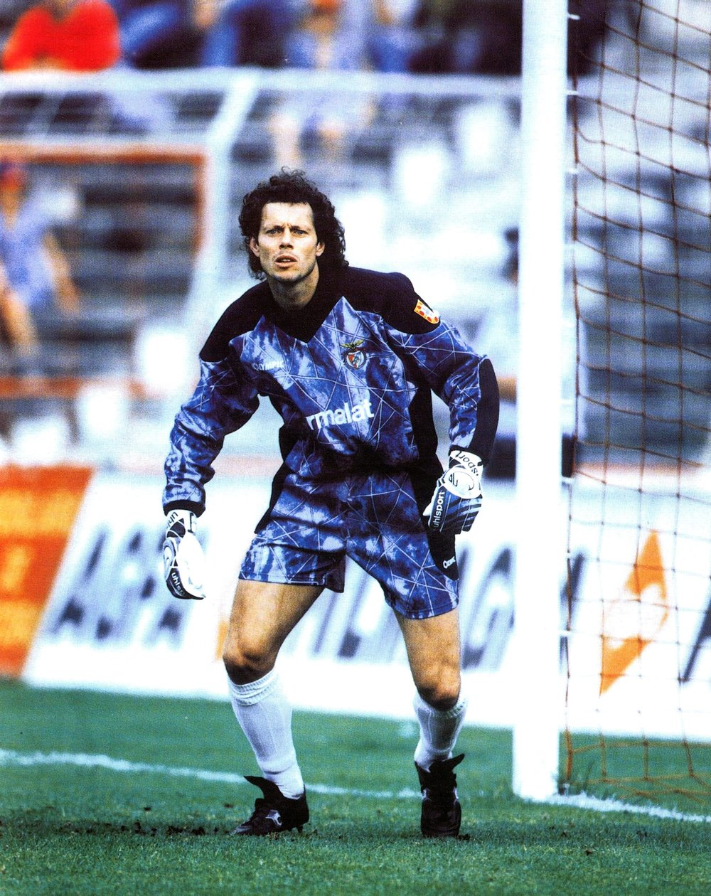 Michel Preud'homme, Belgium National Team goalkeeper 1979-1994