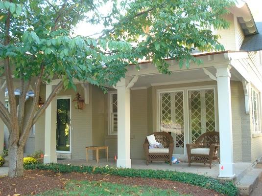 Greer Front Porch Renovation - Richland