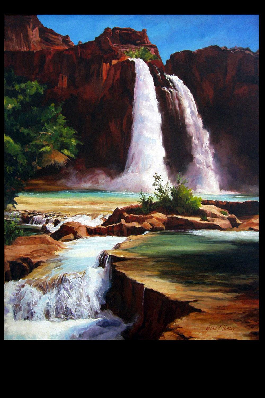 Havasupi Falls