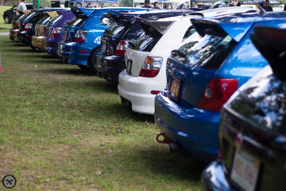 August Show Coverage Street Scene Areté Auto Salon Fine - Rochester car show