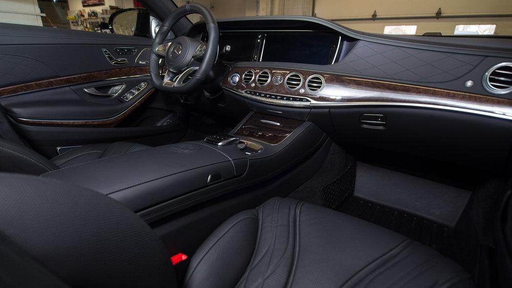 Interior Detailing