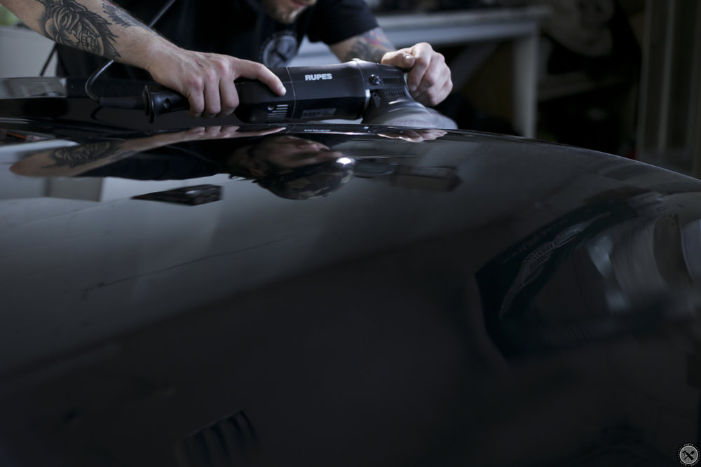 Current generation Viper paint is notoriously delicate to work with; we were up to the task. Our tailored 2-step  paint correction  finished the paint to achieve its best possible condition.