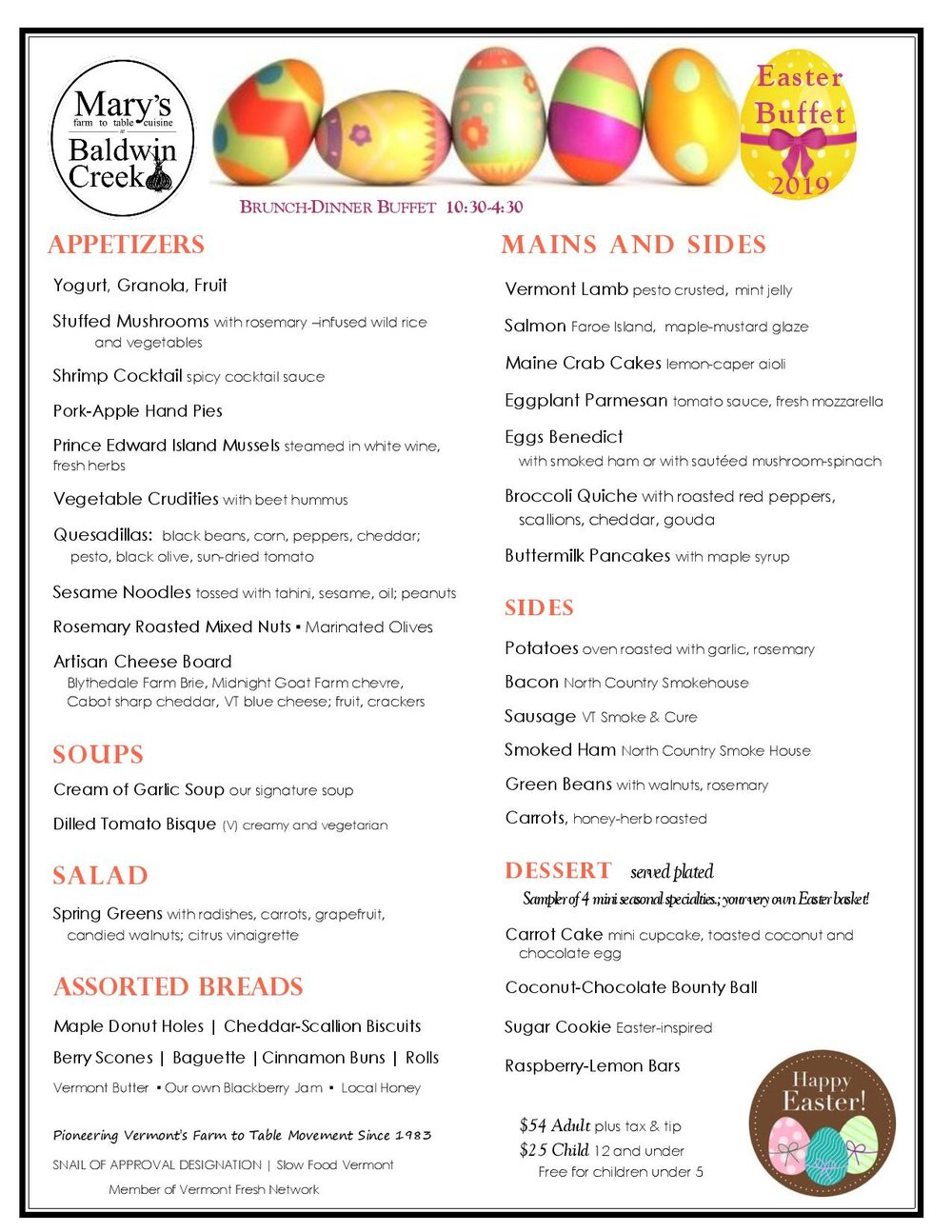 Easter 2019 Brunch-Dinner Buffet-page-001.jpg